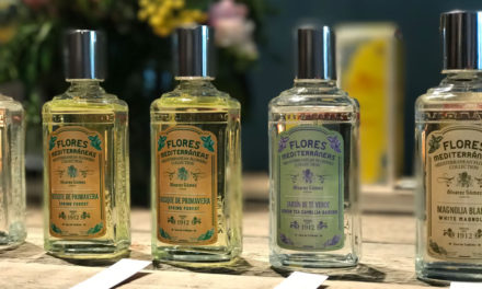 Colección de fragancias, Flores Mediterráneas de Álvarez Gómez