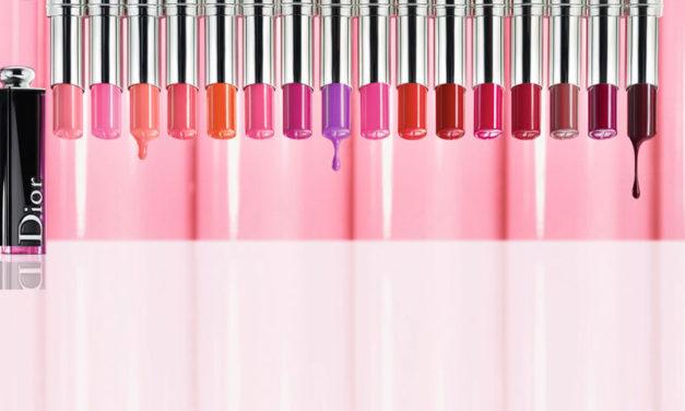 Laca de labios en barra, la última novedad de Dior Addict Lacquer Stick