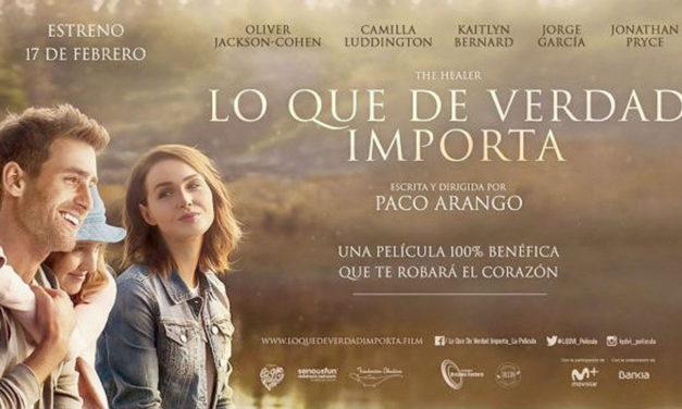 Lo que la verdad importa, la película 100 % benéfica para la lucha contra el cáncer infantil