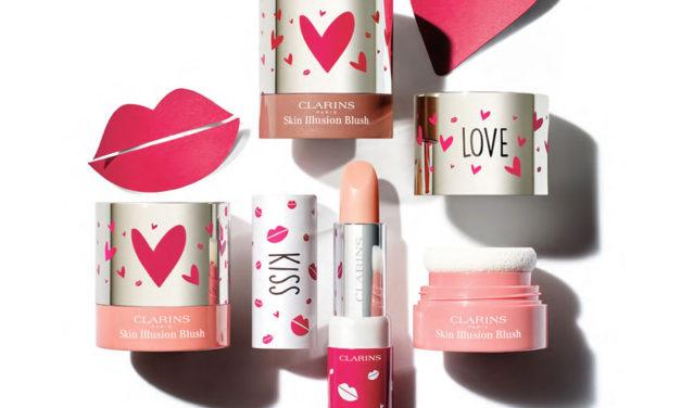 Maquillaje natural y luminoso con Kiss & Love de Clarins