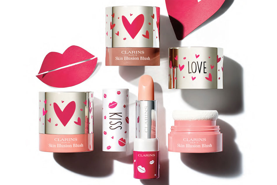 Maquillaje natural y luminoso con Kiss & Love de Clarins