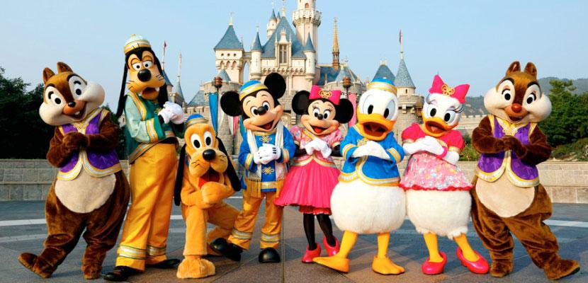 Disneyland París, el lugar de los sueños