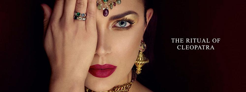 The Ritual of Cleopatra, nueva colección de maquillaje
