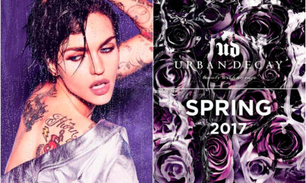 Maquillaje para esta primavera de Urban Decay, beauty with an edge