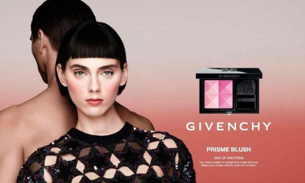 Givenchy presenta Prisme Blush, su nueva paleta