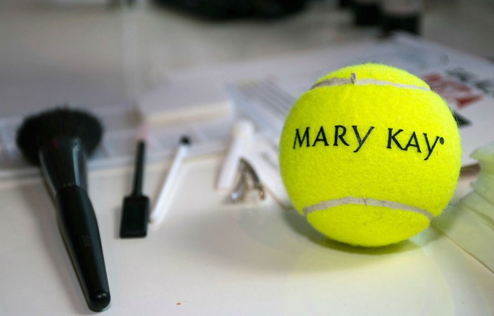 Mary Kay maquilla el tenis del Mutua Madrid Open 2017