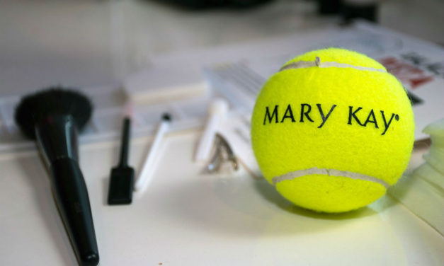 Mary Kay maquilla el tenis del Mutua Madrid Open 2017