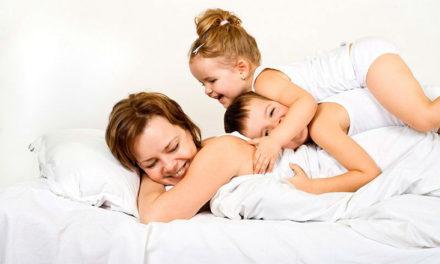 """Como reforzar el vínculo """"madre – hijo"""""""