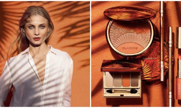 Maquillaje de Clarins para la primavera, Colección Sunkissed