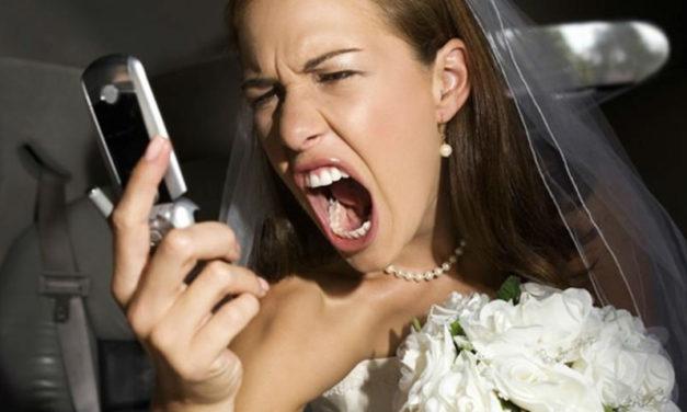 ¿Te casas? Ni se te ocurra… 10 errores que no debes cometer antes de la boda