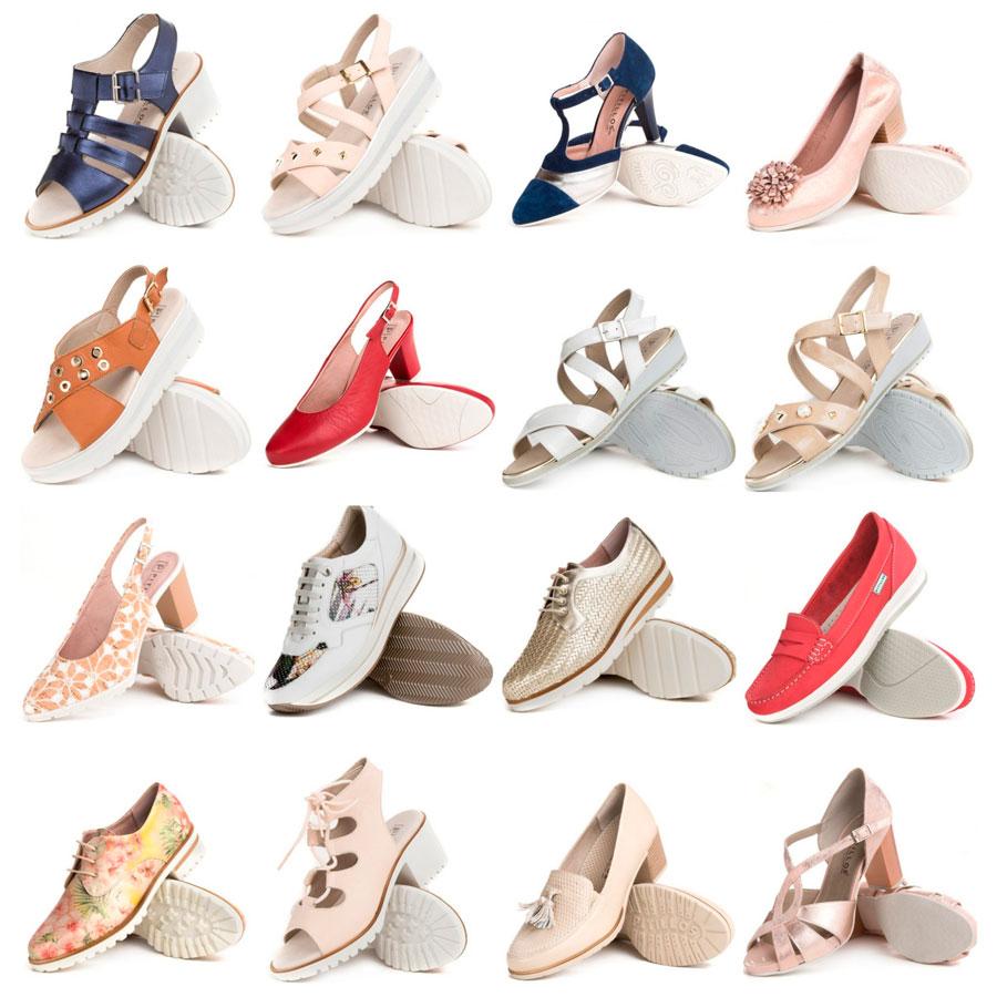 Zapatos Primavera Verano Mujerglobal Colección 2017 PitillosNueva iukPOXZ