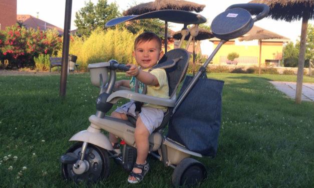 Smartrike Voyage: el triciclo evolutivo 4 en 1 perfecto para niños entre 10 a 36 meses