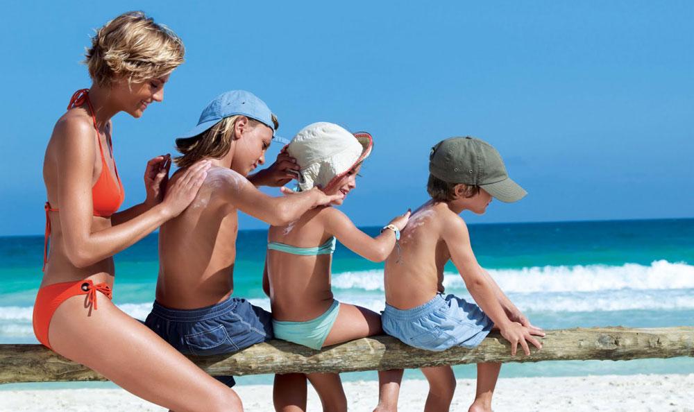 Recomendaciones y consejos para protegernos del sol según la edad