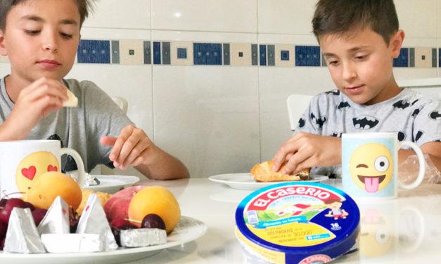 El Caserío va a donar 30.000 meriendas a Aldeas Infantiles para que ningún niño se quede sin merienda