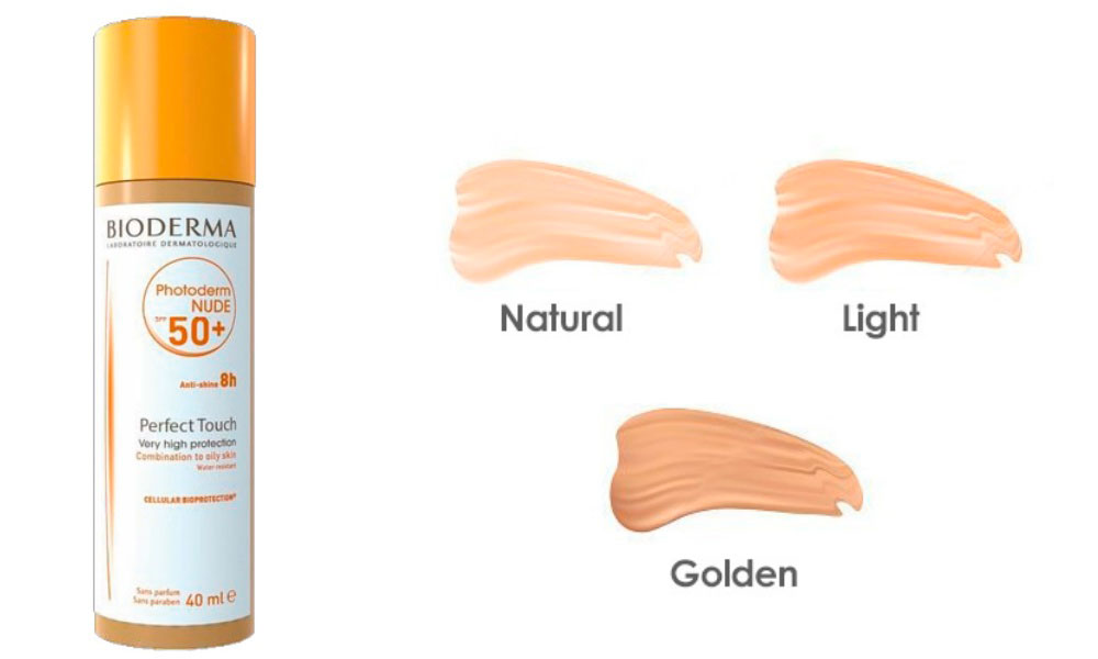 Bioderma Nude Touch Natural Color