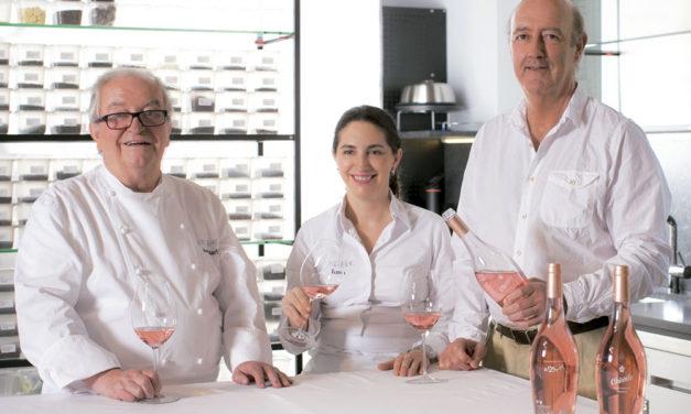 Chivite Las Fincas Rosado, un vino muy especial