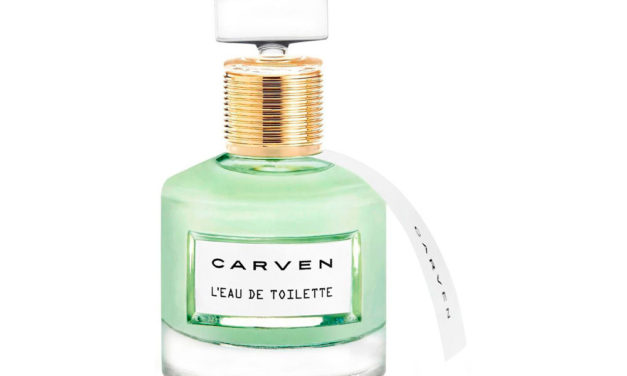 Una fragancia floral muy fresca, Carven L'Eau de Toilette