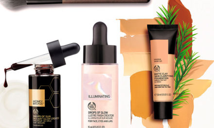 Maquillaje para veganos de The Body Shop, Stand Up, Stand Out