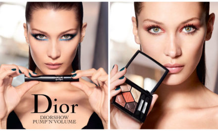 La mirada vista por Dior, una mirada show off