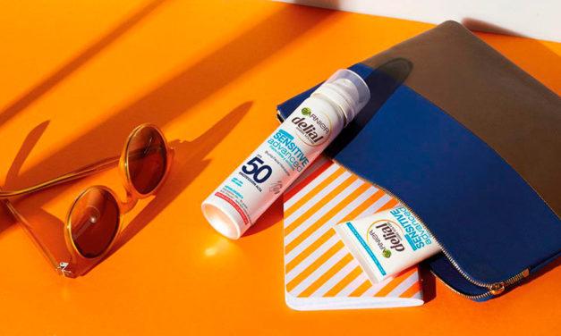 Protección solar para las pieles más sensibles, Delial Sensitive Advanced de Garnier