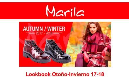 Calzados Marila, Lookbook Otoño-Invierno 17-18