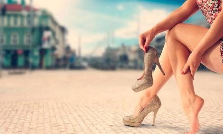 ¿Como cuidar los pies? Pasito a pasito