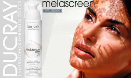 Manchas, arrugas y pérdida de firmeza, Melascreen Fotoenvejecimiento de Ducray