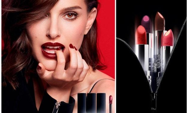 Cuando creíamos que ya todo estaba inventado en barras de labios, llega Rouge Dior Liquid y  Double Rouge
