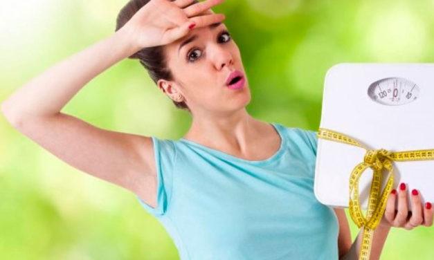 ¿Cómo perder peso?