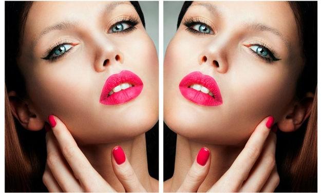 Labios intensos, potentes, muy coloridos, pero también hidratados, KissKiss de Guerlain