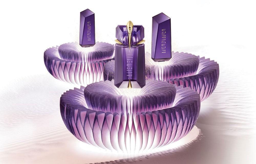 El Perfume Alien de Thierry Mugler ya tiene su línea para la piel, Les Rituels de Beauté Alien