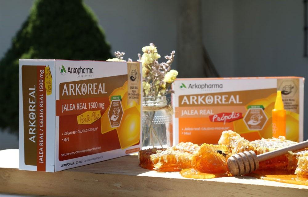 Arkopharma comprometidos con las abejas, tiene el primer sello de apicultura responsable