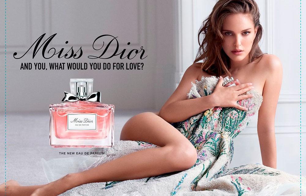 Miss Dior Eau de Parfum, la nueva declaración de amor de Dior