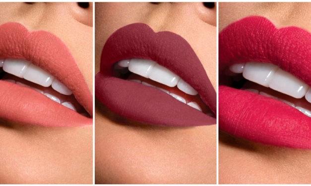 Barras de labios de Sephora, imposible resistirse a ellas