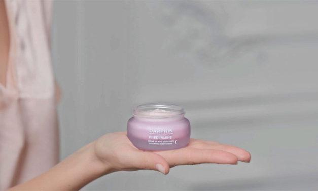 Predermine Sculpting Night Cream de Darphin, esculpir y redefinir el contorno facial durante la noche