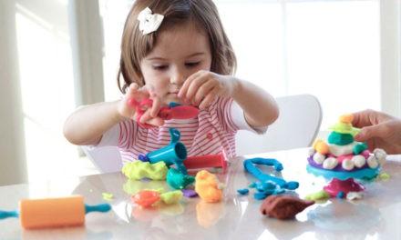 Los mejores juegos con plastilina para los más pequeños