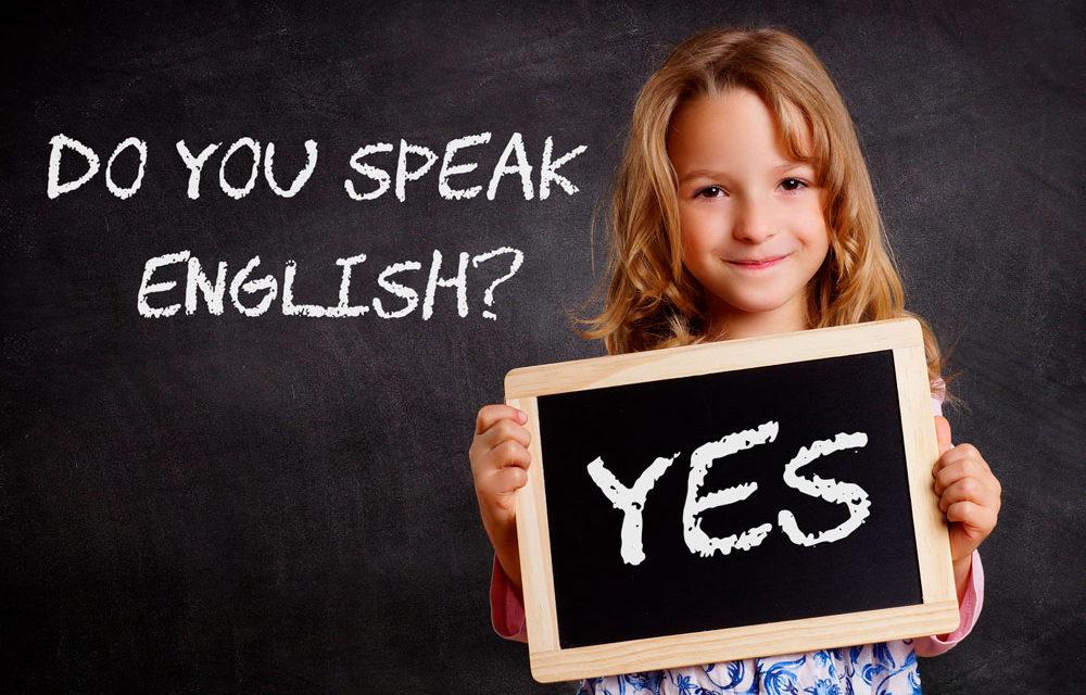 Ventajas de aprender inglés desde la primera infancia