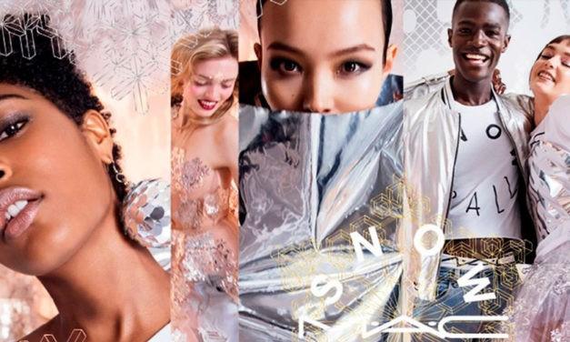 M∙A∙C SNOW BALL, colección de maquillaje para estas fiestas