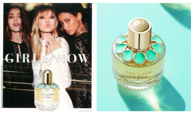Elie Saab nos sorprende con un perfume único, Girl of Now