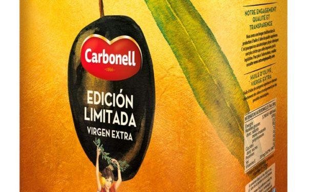 Lata de edición limitada de Carbonell, el mejor regalo gourmet para estas fiestas