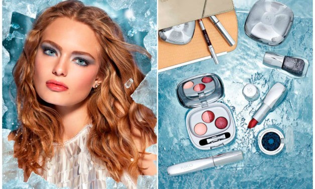 Maquillaje para las fiestas de Kiko Milano, Arctic Holiday