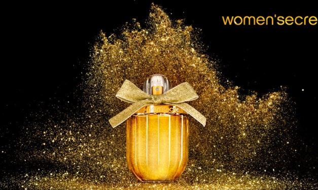 El nuevo perfume de Women Secret, Gold Seduction