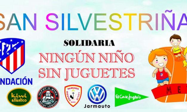 San Silvestriña Solidaria: ningún niño sin juguetes