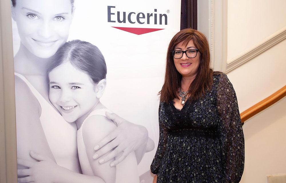 Taller de Eucerin, todo lo que aprendimos sobre la piel del cuerpo