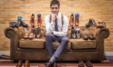 Holborn, una nueva firma de zapatos a medida con sello español abre tienda en Madrid