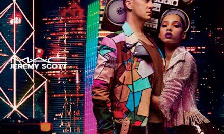 Jeremy Scott y M·A·C crean una colección de maquillaje inspirada en la música