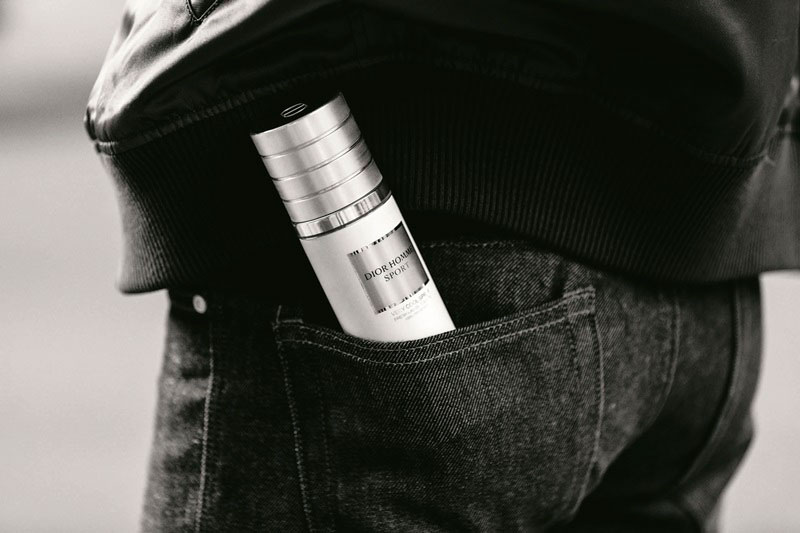 Dior Homme Sport, un perfume que llevarás siempre contigo