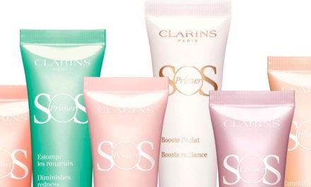 SOS Primer de Clarins, bases correctoras para un determinado problema en la piel