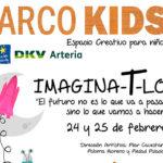 Carlin dona material de papelería a la Fundación Pequeño Deseo para ARCOKids