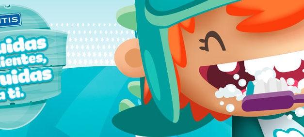 Como proteger y cuidar los dientes de los más pequeños, Vitis Infantil, resuelve todas nuestras dudas